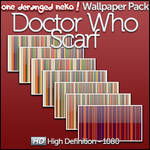 Wallpaper Pack - Doctor Who Scarf