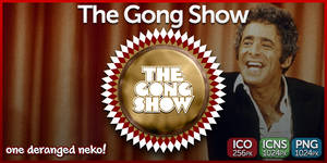 ODN Icons - The Gong Show by KaizenNeko