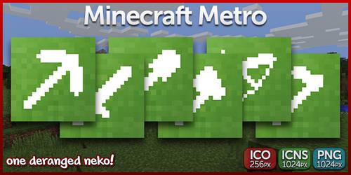 Icons- Minecraft Metro