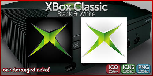 ODN Icons - Xbox Classic