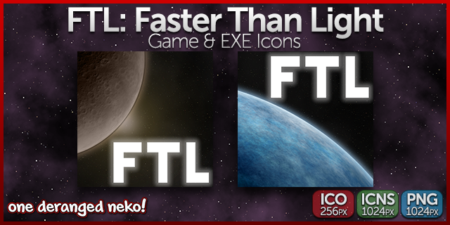 ODN Icons - FTL: Faster Than Light by KaizenNeko