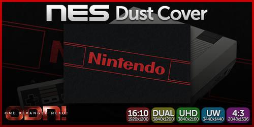 Wallpaper Pack - NES Dust Cover