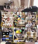 Lady Gaga cell phone theme.
