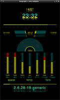 Bargraph widget for Conky 2