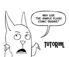 S. Flash Comic Engine Tutorial by HyraxAttax
