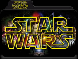 Movie icon MacOS Star Wars by hottobbe