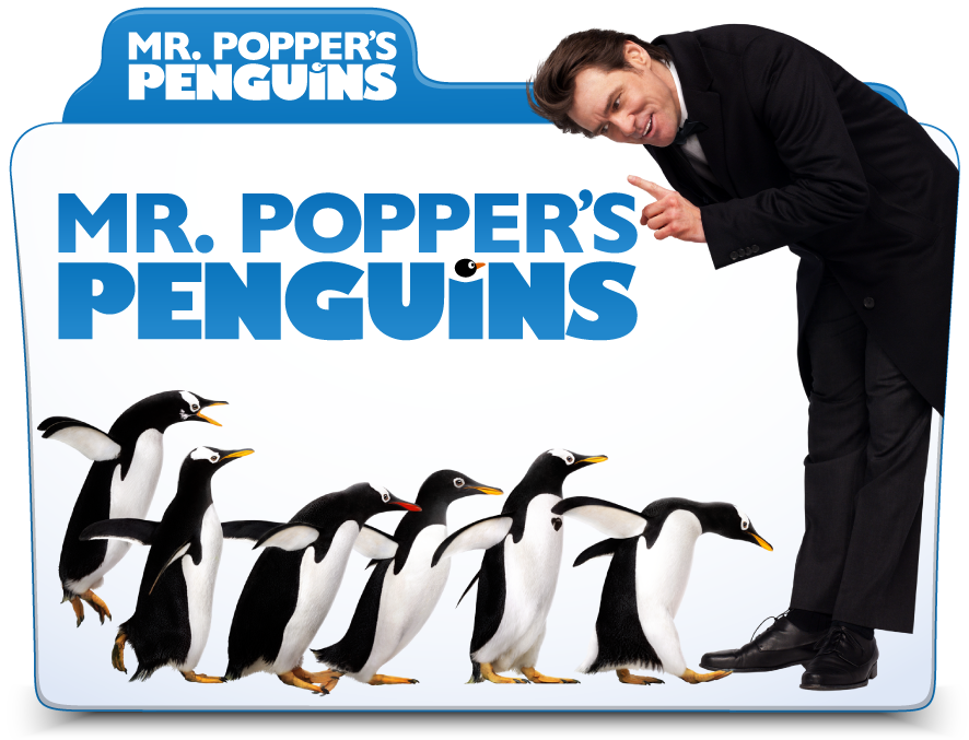 mr book on report penguin poppers
