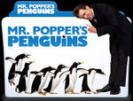 Movie icon MacOS Mr Poppers Penguins