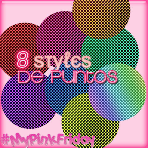 Pack de Styles by MyPinkFriday