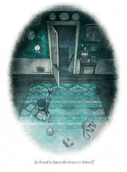 Behind You 61: Basement Door