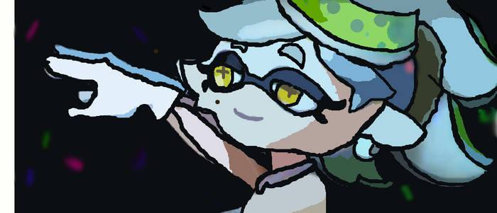 Splatoon Marie!