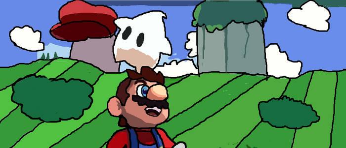 Mario And Luma