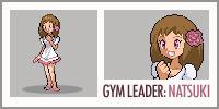 Gym Leader: Natsuki