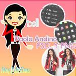 Doll Paola Andino