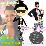 Doll Diana Sanchez