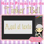Haz tu logo de TinkerBell
