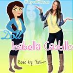 Doll Isabella Castillo