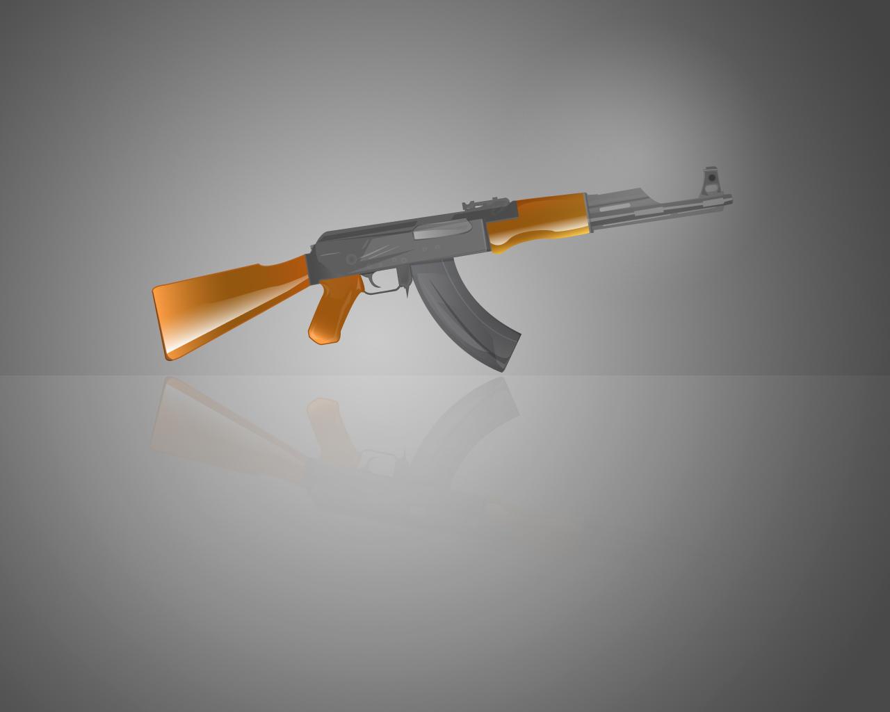 AK 47 Wallpaper By Thisko