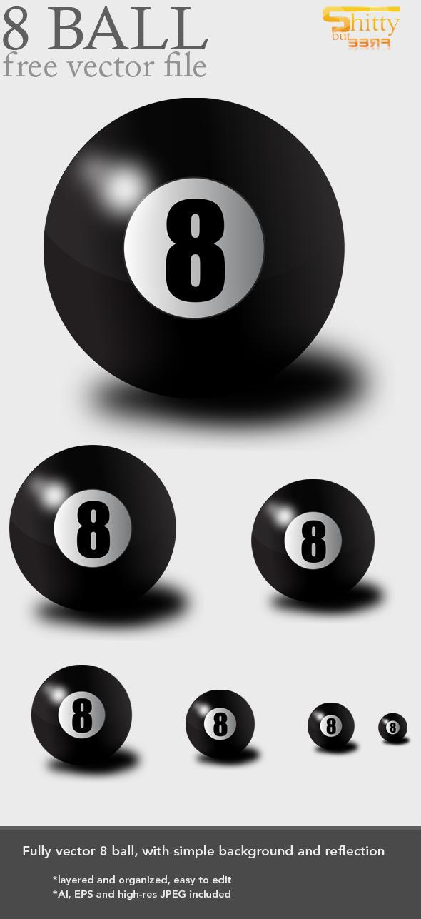free 8 ball