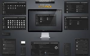 Windows 7 Custom Icon Pack by RudeBoySes