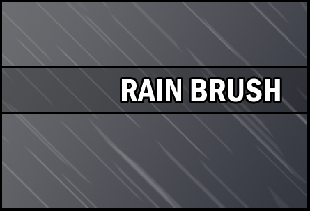 Rain brush by Faeth-design