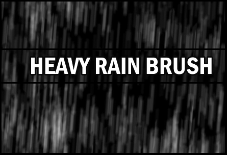 Heavy rain brush by Faeth-design