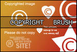 Copyright brush