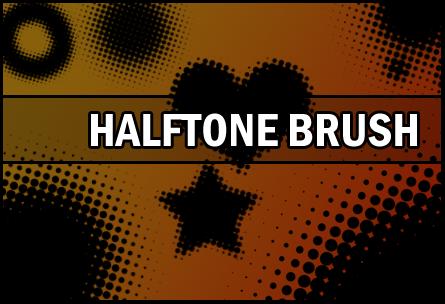 Halftone brush by Faeth-design