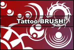 Tattoo brush by Faeth-design