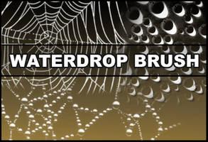 Waterdrop brush by Faeth-design