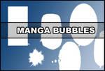 Manga Speech Bubbles