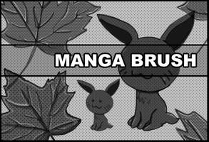 Manga brush by Faeth-design
