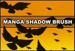 Manga Shadow brush
