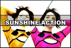 Sunshine action by Faeth-design