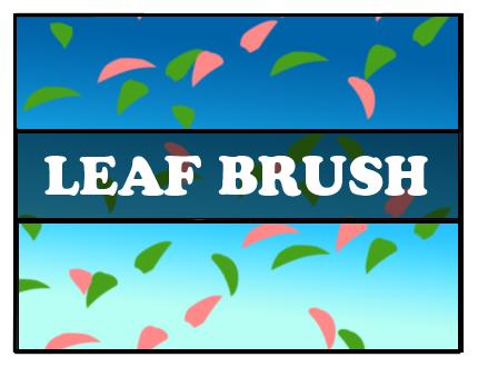 Leaf brush by Faeth-design