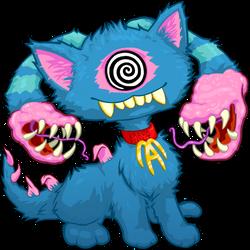 Mutant Aisha [Animated GIF]