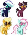 Pony Adopts - OPEN