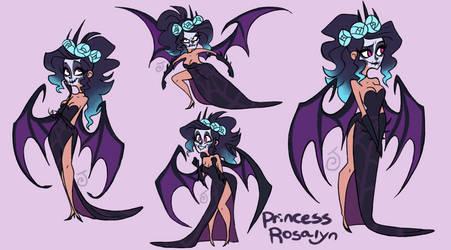 Princess Rosalyn by JaneGumball