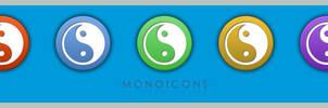 MONO Icons Mac + PNG