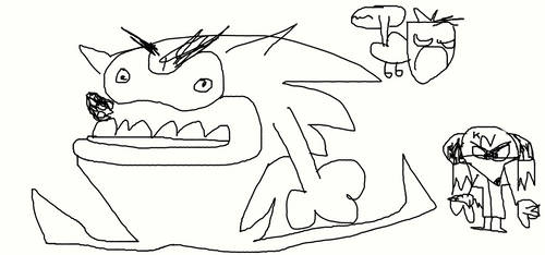 Sanic Bandapoot by The-Invalid-Username