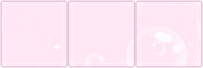 Pink Bubbles - Animated Divider