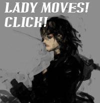 Lady moves