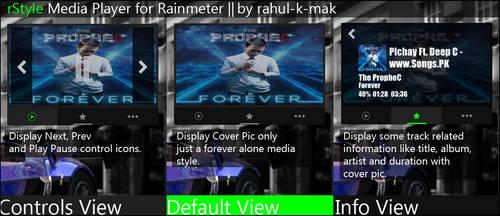 Razer mp3 skin for rainmeter 1.0 by rahul-k-mak
