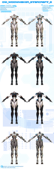 OW Widowmaker Starcraft MMD DL
