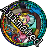 SG: Discord-Fluttershy -Animated-