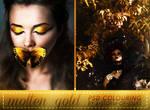 Molten Gold PSD Colouring #2
