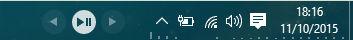 Spotify Mini Player in Taskbar, VU Meter and More