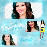 PNG Pack 005 - Victoria Justice by JuliaJons
