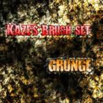 Kaze Grunge Brushes