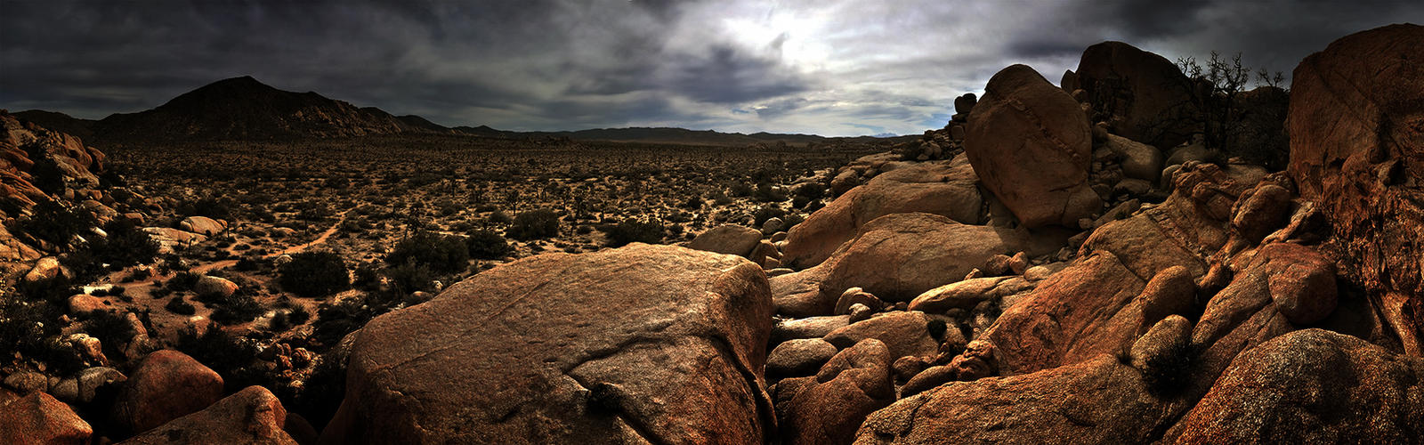 mojave desert scenery wallpaper - photo #19